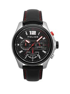 police-police-denver-black-chronograph-dial-black-leather-strap-gents-watch