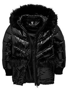 v-by-very-girls-faux-fur-high-shine-padded-coat