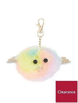 monsoon-rainbow-chick-bag-charm