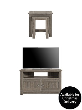 oscar-2-piece-package-nest-of-2-tables-corner-tv-unit-fits-tv-up-to-42-inchnbsp