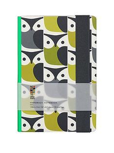 orla-kiely-a5-owl-hardback-notebook