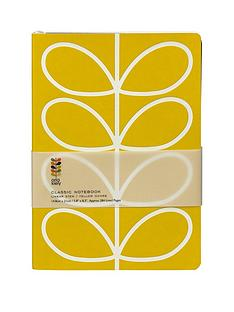 orla-kiely-orla-kiely-a5-classic-notebook-yellow-stem