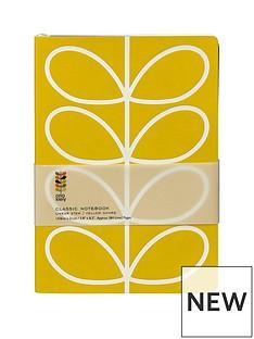 orla-kiely-orla-kiely-a5-classic-notebook-yellow-stem