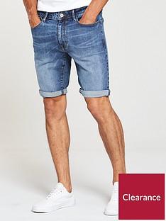 v-by-very-denim-short