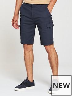 v-by-very-cargo-pocket-shorts