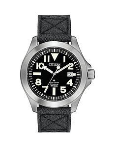 citizen-eco-drive-super-titanium-black-dial-black-kevlar-strap-mens-watch