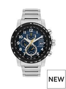 citizen-citizen-eco-drive-world-chronograph-at-blue-dial-stainless-steel-bracelet-mens-watch