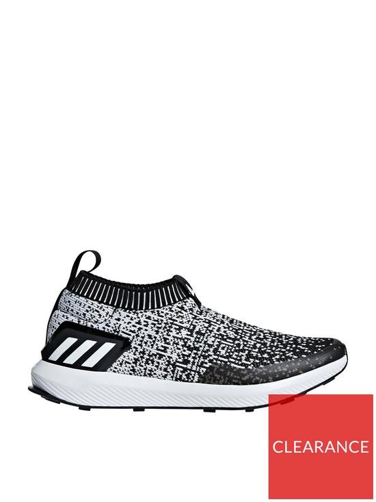 new arrivals 56c5d 412dd adidas Adidas Rapida Run Laceless Knit Junior Trainer   very.co.uk