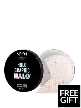 nyx-professional-makeup-holographic-halo-finishing-powder