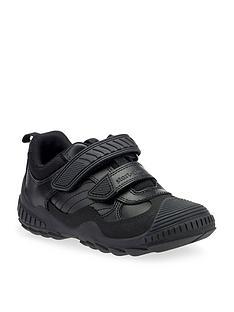 start-rite-boys-extreme-prinbspvelcro-strap-school-shoe-black