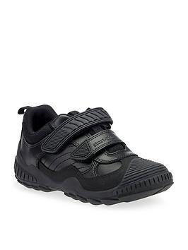 start-rite-boys-extreme-prinbspvelcro-strap-school-shoes-black