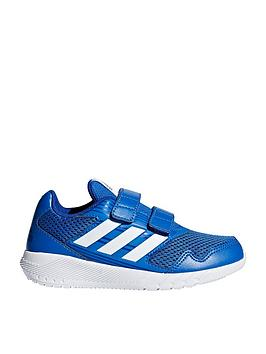 adidas-altarun-childrens-trainers-bluewhite