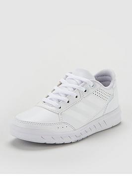 adidas-altasport-childrens-trainers-white