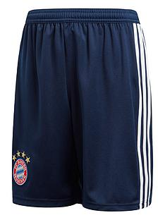 adidas-bayern-munich-youth-home-1819-shorts