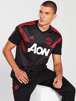 adidas-manchester-united-pre-match-jersey