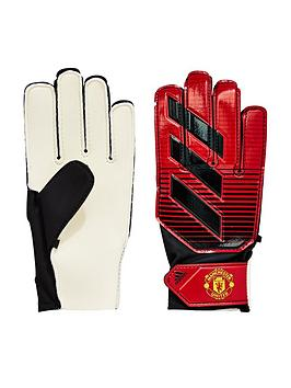 adidas-youth-manchester-united-goalkeeper-gloves-red