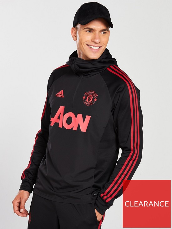 a6d1db970cc adidas Manchester United Warm Up Top