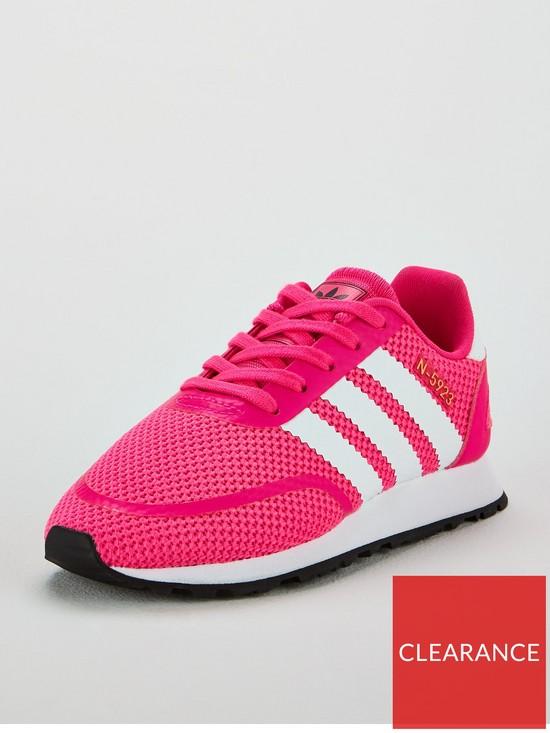 3ea097c7876 adidas Originals N-5923 Childrens Trainer - Pink