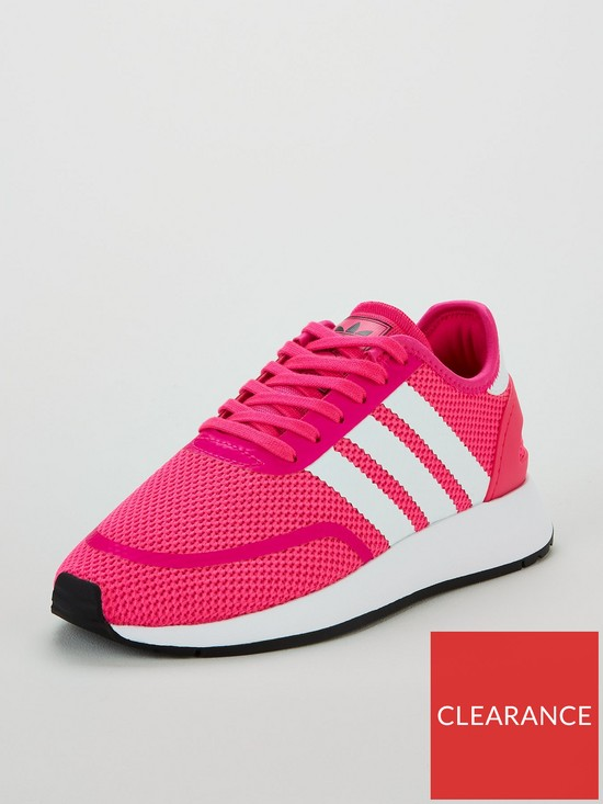 half off ff301 1c0fd adidas Originals N-5923 Junior Trainer - Pink