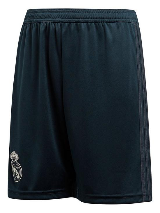 buy popular b6818 ee158 Real Madrid Youth Away 18/19 Shorts