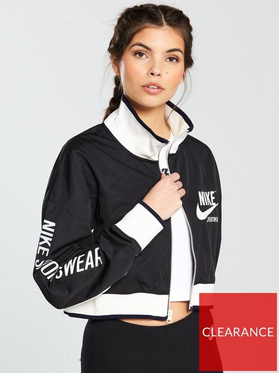 Nike Sportswear Archive Track Top - Black  b083807fb8