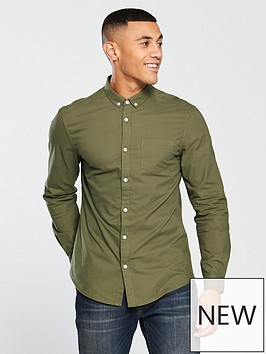 v-by-very-long-sleeved-oxford-shirt