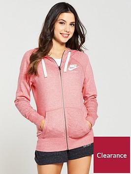 nike-sportswear-gym-vintage-full-zipnbsphoodienbsp--coral