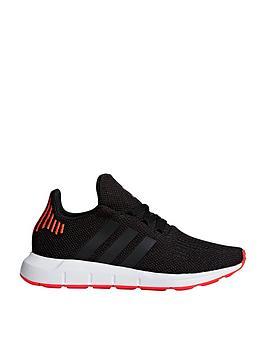 adidas-originals-swift-run-junior-trainer-blackorangenbsp