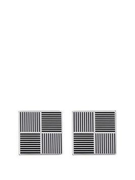 tommy-hilfiger-stainless-steel-stripe-patterned-mens-cufflinks