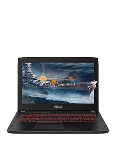 Asus Gaming FX502 Intel Core i7,16GbRAM,1TbHard Drive & 256GbSSD, 15.6 inch Full HD Gaming Laptop withGeForce GTX 1050 4GbGraphics - Black