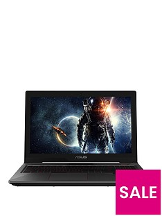 Asus Gaming FX503VD Intel Core i5 8GB 1TB Hard Drive 15.6in Full HD Gaming Laptop GeForce GTX 1050 2GB Black