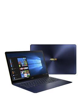 Image of Asus Zenbook 3 Deluxe Ux490Uar Intel Core I5, 8Gb Ram, 256Gb Ssd, 14 Inch Full Hd Laptop - Royal Blue