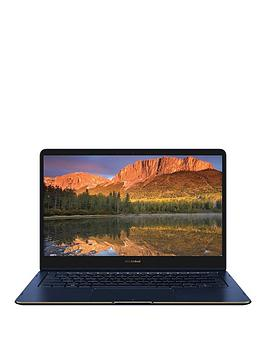Image of Asus Zenbook Flip S Ux370Ua Intel Core I7 8Gb 512Gb Ssd 13.3In Full Hd Touchscreen 2 In 1 Laptop Royal Blue
