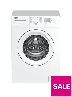 Beko WTG620M1W 6kg Load, 1200 Spin Washing Machine