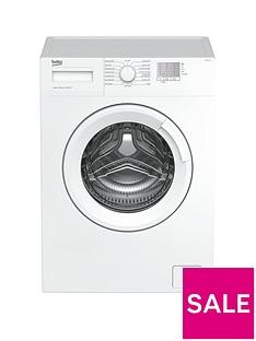Beko WTG620M1W 6kgLoad, 1200Spin Washing Machine