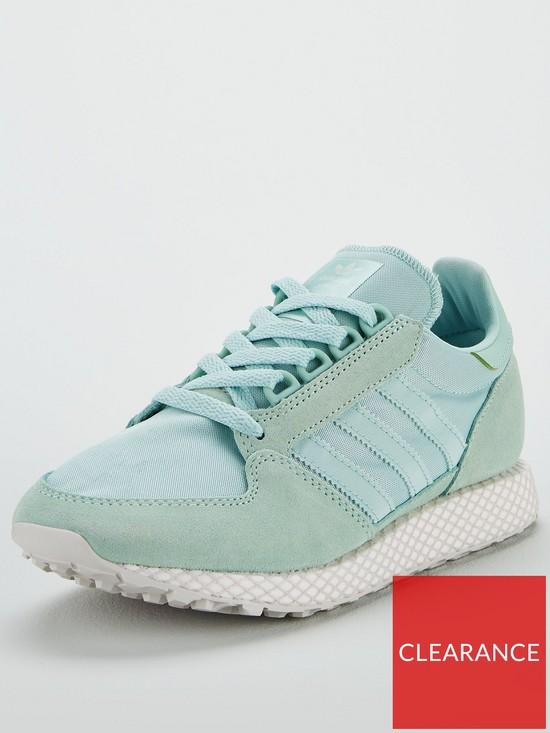 4235f8dca39 adidas Originals Forest Grove - Mint | very.co.uk