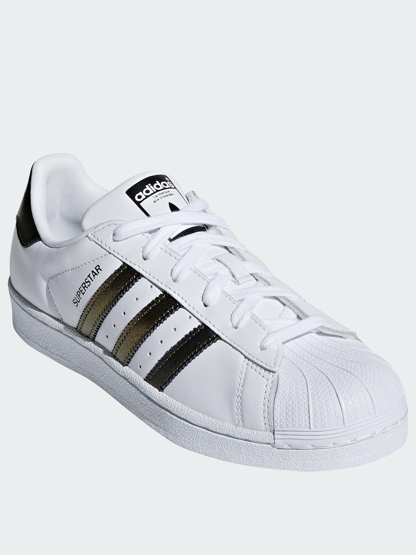 adidas superstars ladies trainers 5