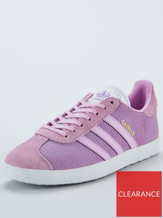 buy popular 3221e d3b8d adidas Originals Gazelle - Lilac
