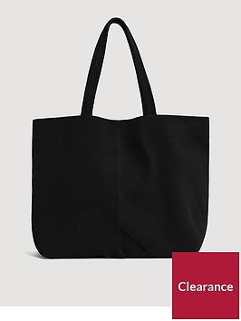 mango-sofia-suede-shopper-bag-black