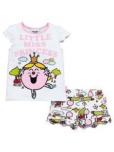 little-miss-princess-girls-shorty-pyjamas