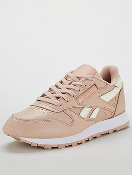 Reebok Classic Leather - Beige