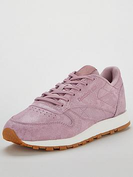 Reebok Classic Leather Exotics - Pink