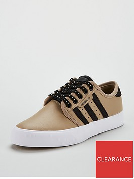 adidas-originals-seeley-childrens-trainer-khakiblacknbsp