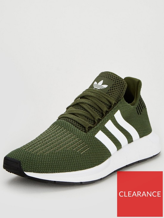 b19157b1a adidas Originals Swift Run - Green