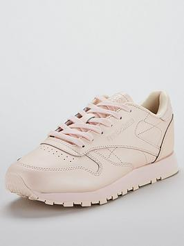 Reebok Classic Leather - Pink