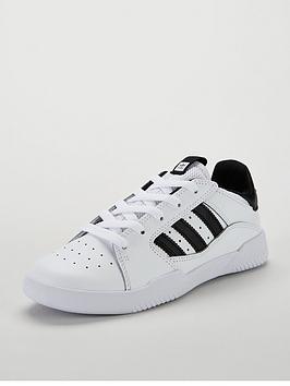 adidas-originals-vrx-low-childrens-trainer-whitenbsp
