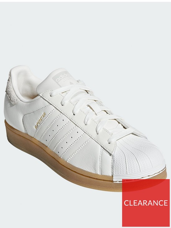 official photos e8e36 10e96 adidas Originals Superstar - White Gum