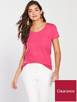 v-by-very-scoop-neck-t-shirt-bright-pink