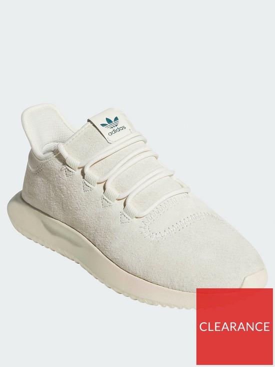 new style bee95 eb313 adidas Originals Tubular Shadow - White
