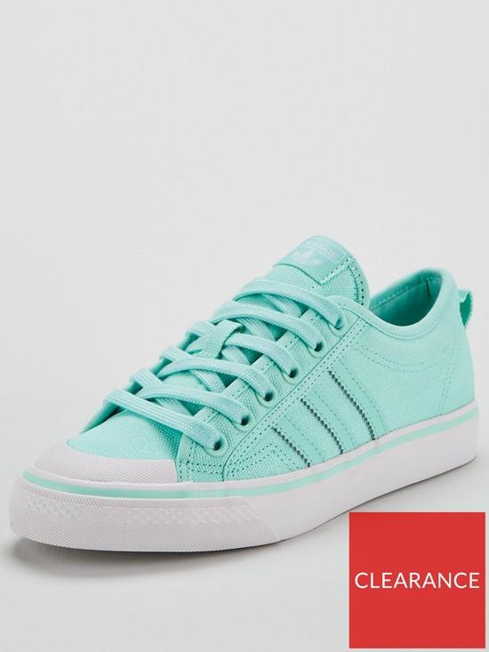 e3499e5d923 adidas Originals Nizza - Mint